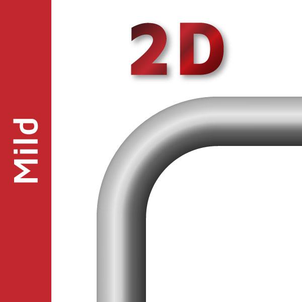 2D Mild Steel Bend